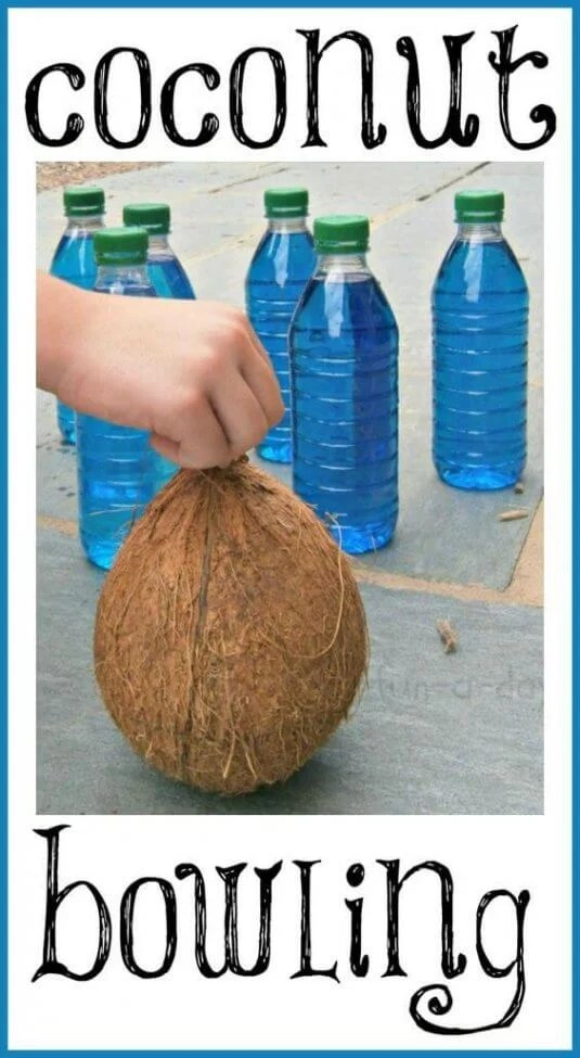 Coconut Bowling