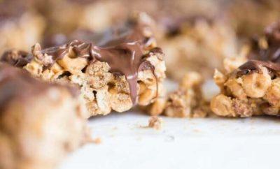 Cheerios Peanut Butter Bars