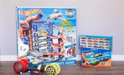 Christmas 2017: Toy Ideas for Boys