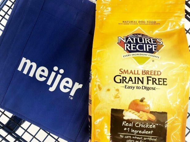 Nature's Recipe at Meijer