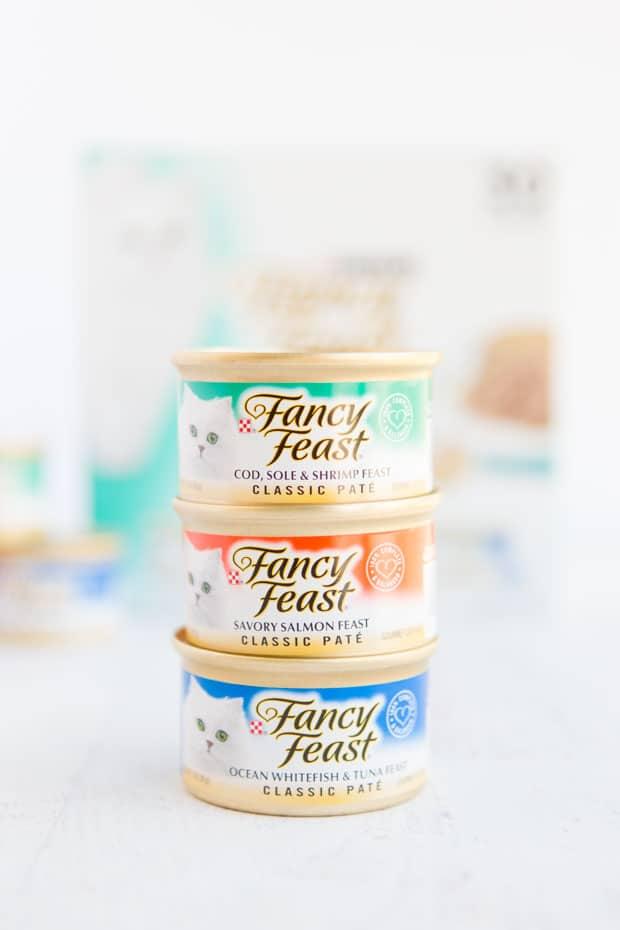 Fancy Feast Wet Cat Food