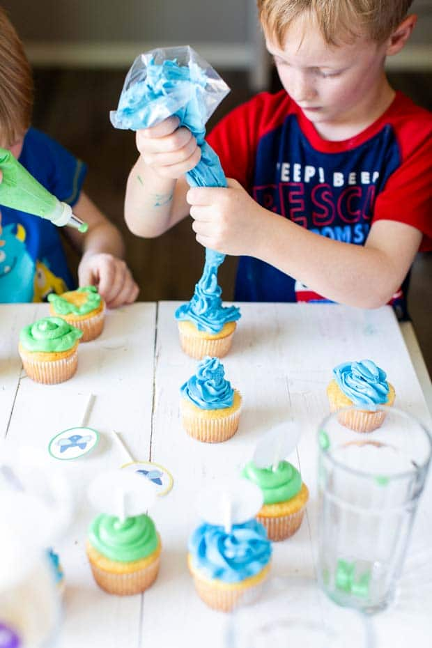 Simple Homemade Frosting