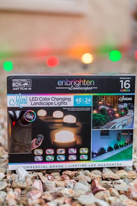 Enbrighten Mini Lights for the Holidays