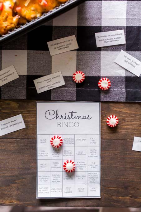Free Christmas Printable Game