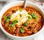 Homemade Turkey Chili Recipe