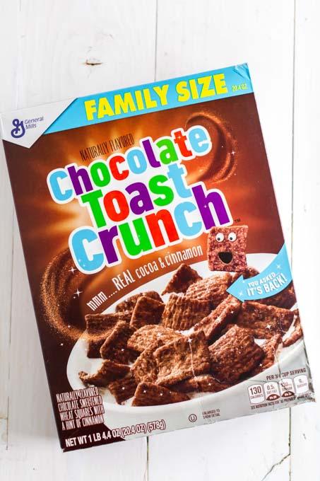 Chocolate Cinnamon Toast Crunch