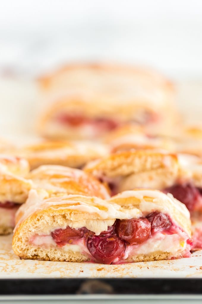 Best Cherry Breakfast Braid