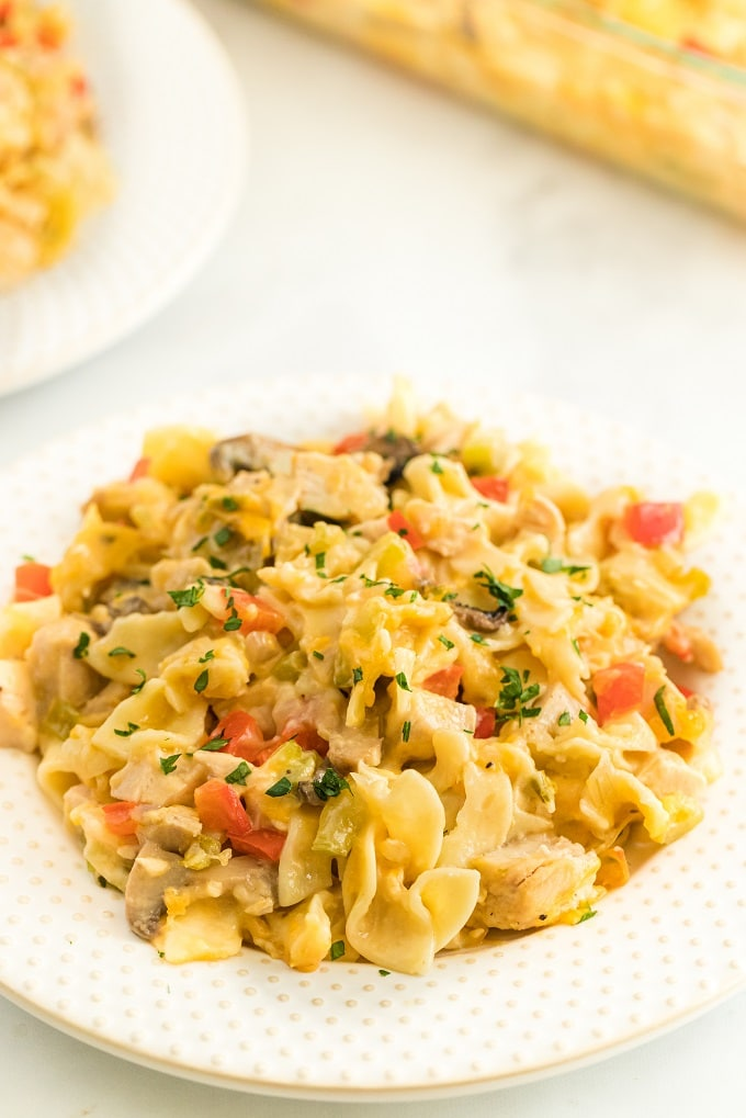 Best Chicken Casserole