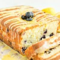 Best Lemon Blueberry Bread Recipe