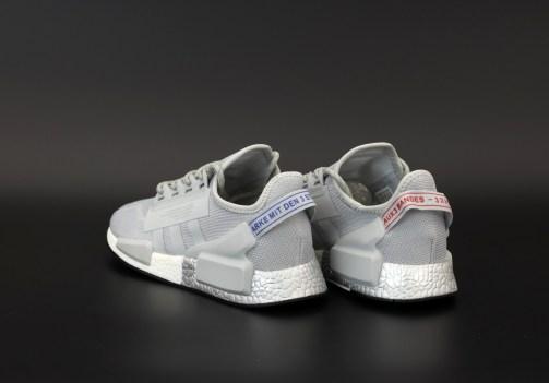 Кроссовки мужские Adidas NMD R1 V2 Grey • Space Shop UA