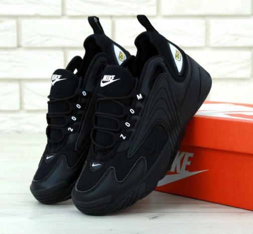 Nike Zoom 2k Triple Black