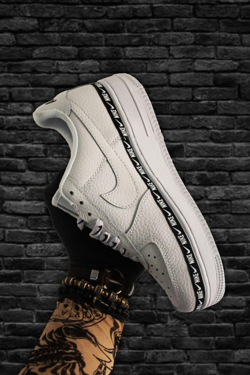 Кроссовки унисекс Nike Air Force 1 07 Low SE Premium White • Space Shop UA