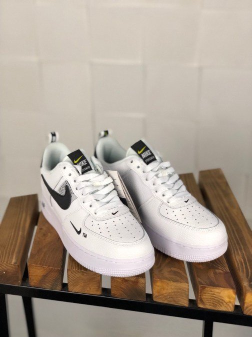 Кроссовки унисекс Nike Air Force 1 Low 07 LV8 Utility White • Space Shop UA