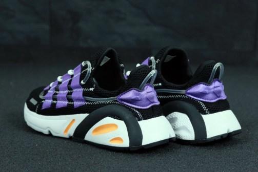 Кроссовки мужские Adidas Lexicon Future Black Purple • Space Shop UA