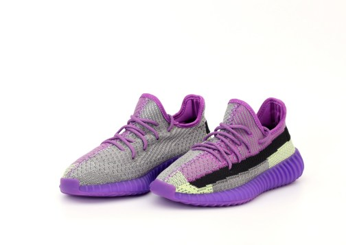 Кроссовки унисекс Adidas Yeezy Boost 350 v2 Yeshaya Reflective • Space Shop UA