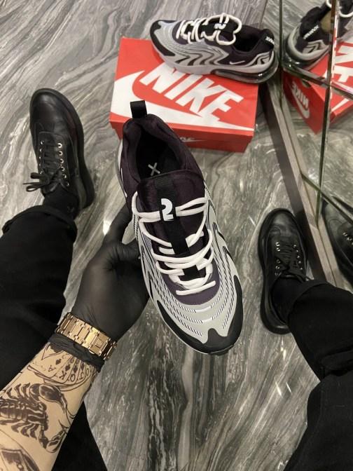 Nike Air Max 270 React Eng (Серый) • Space Shop UA