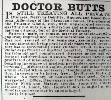 dr butts