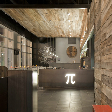 SPACE Architecture Design - Pizzeria designs