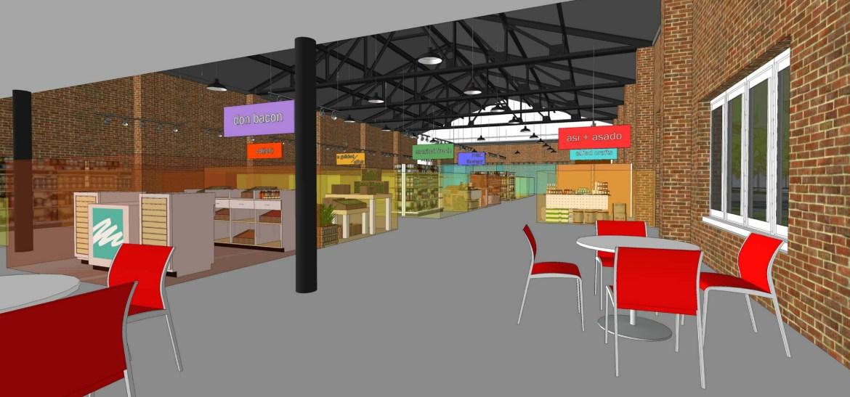 Shaw Market_interior