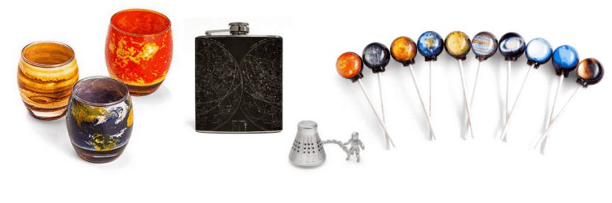 Space Gifts: Kitchen & Housewares