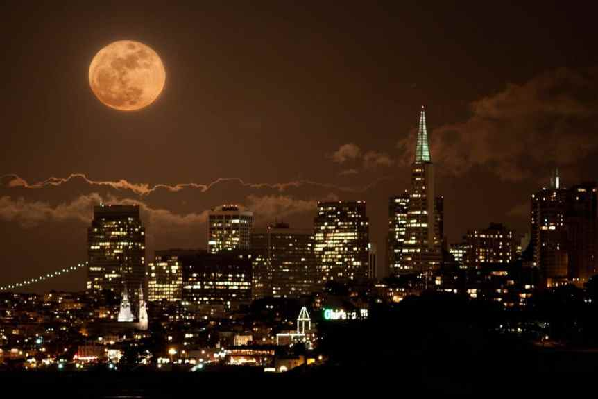 Where to Go Stargazing in San Francisco