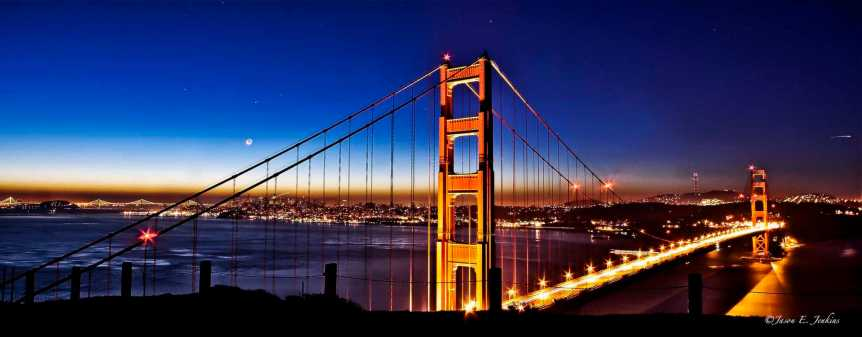 Stargazing in San Francisco: Marin County
