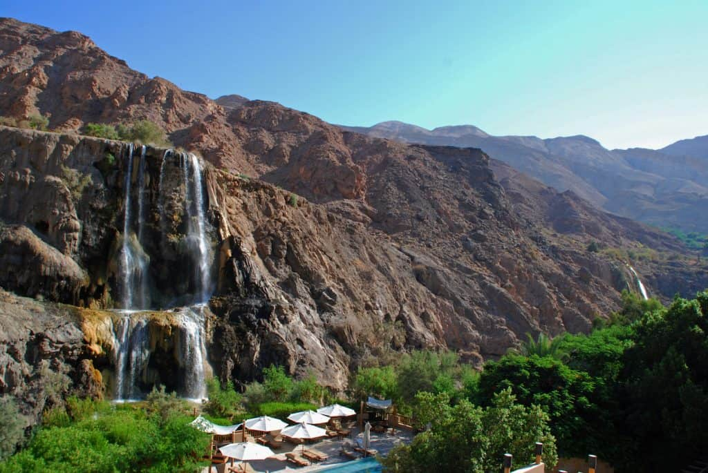 Stargazing in Jordan: Ma'In Hot Springs