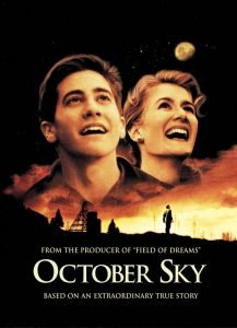 October Sky Poster