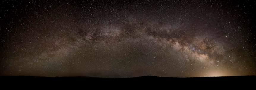 Stargazing near Albuquerque - John Fowler via Flickr