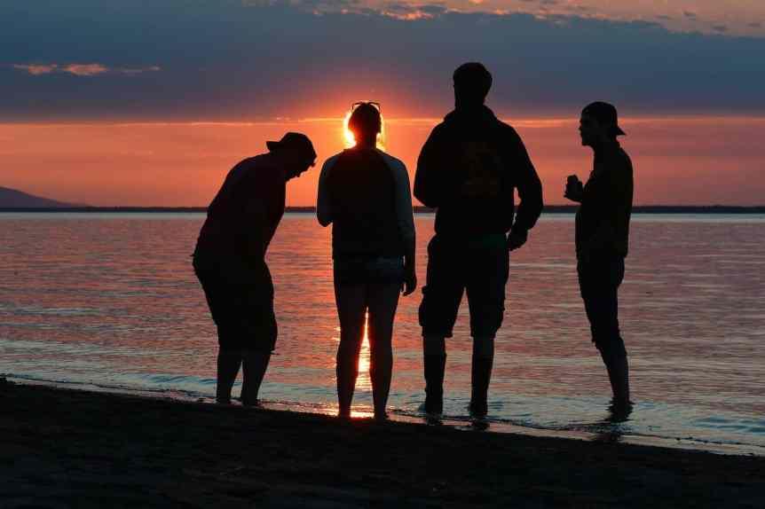 Summer Solstice in Alaska - Paxson Woelber via Flickr