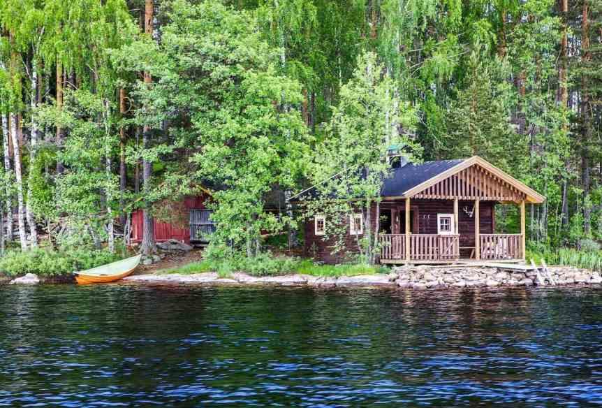 Northern Lights in Finland - Summer - Ninara via Flickr