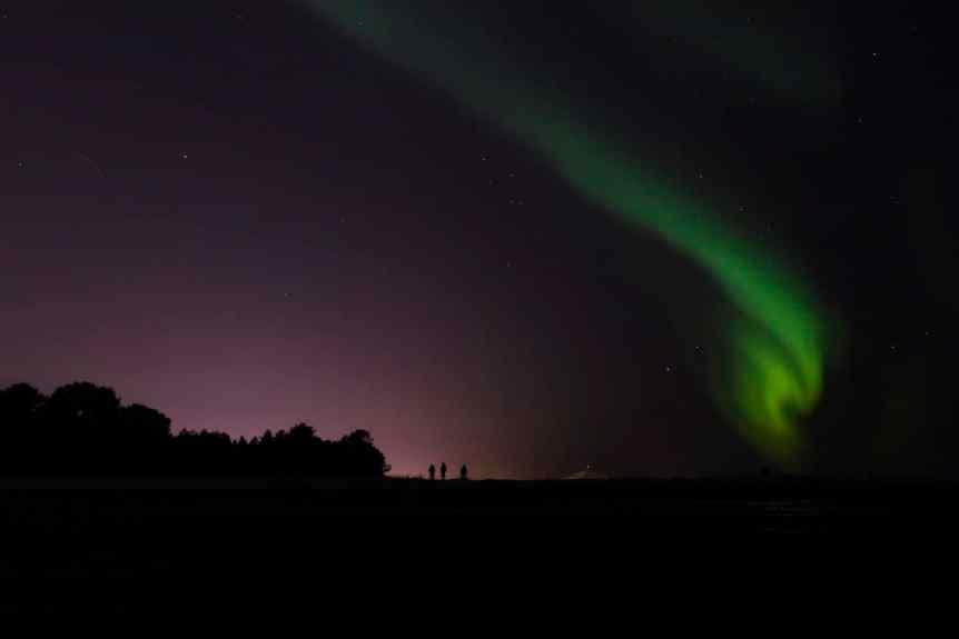 Northern Lights in Norway - Alta