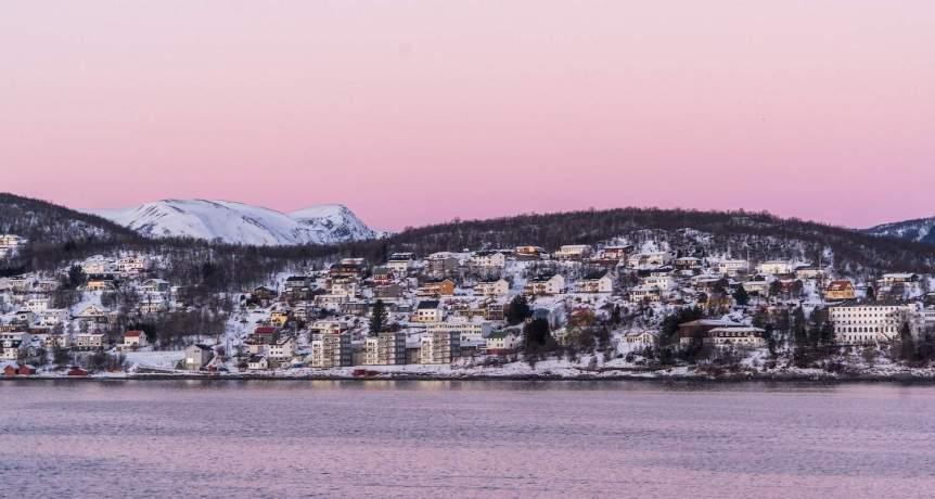 Northern Lights in Norway - Winter