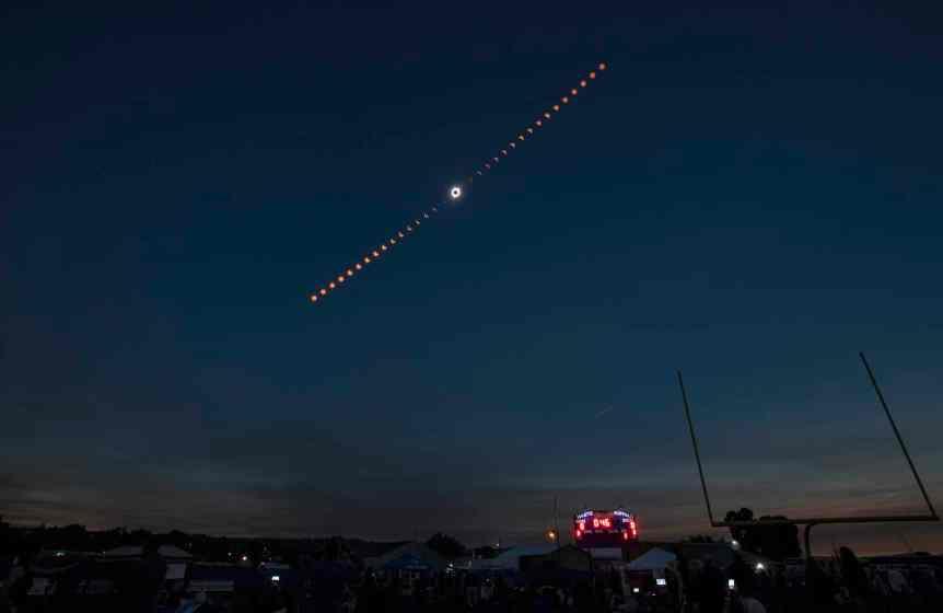 Solar Eclipse - NASA Goddard Space Flight Center