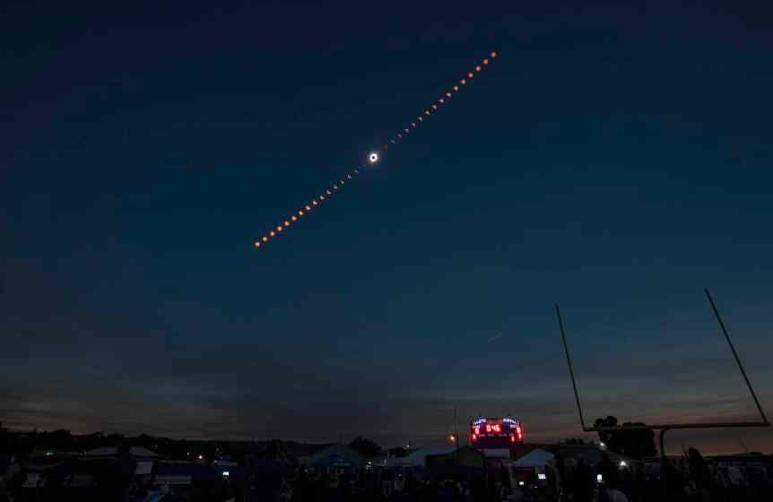 Solar Eclipse - NASA Goddard Space Flight Center