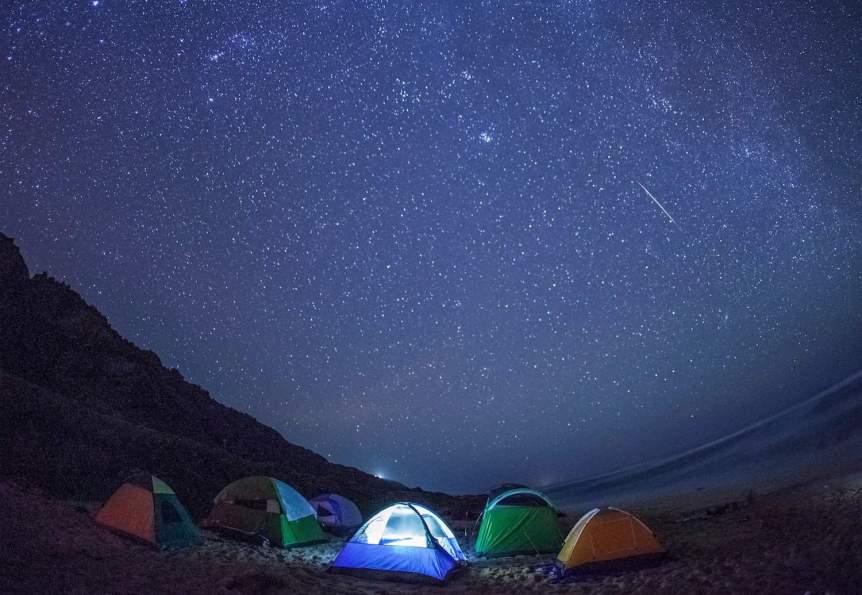 Stargazing near Honolulu - North Shore - Anthony Quintano via Flickr
