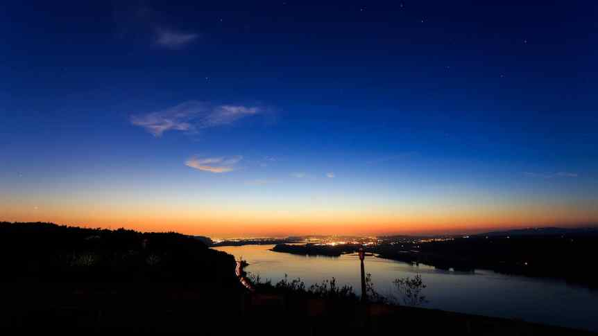 Stargazing near Portland - DJANDYW.COM via Flickr