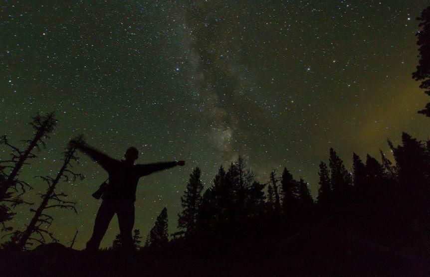 Stargazing near Portland - LotsaSmiles Photography via Flickr