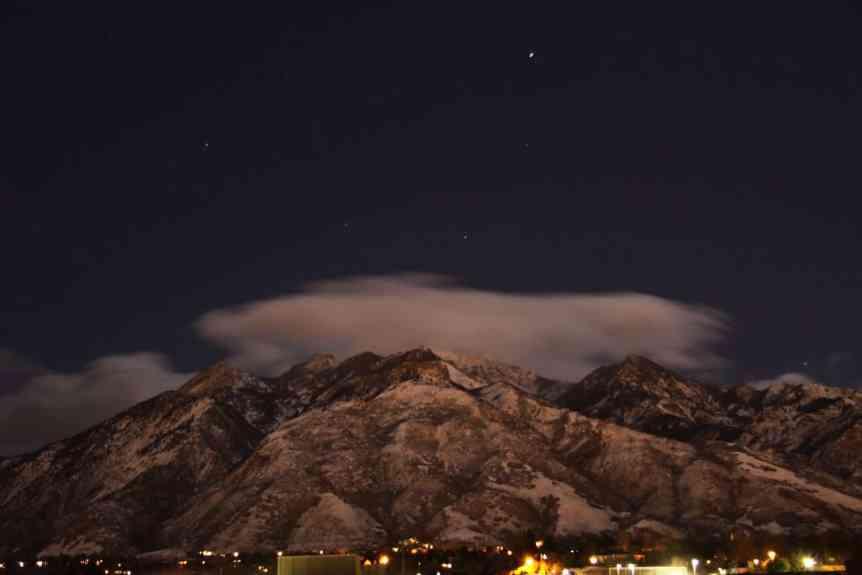 Stargazing near Salt Lake City - Andrey Zharkikh
