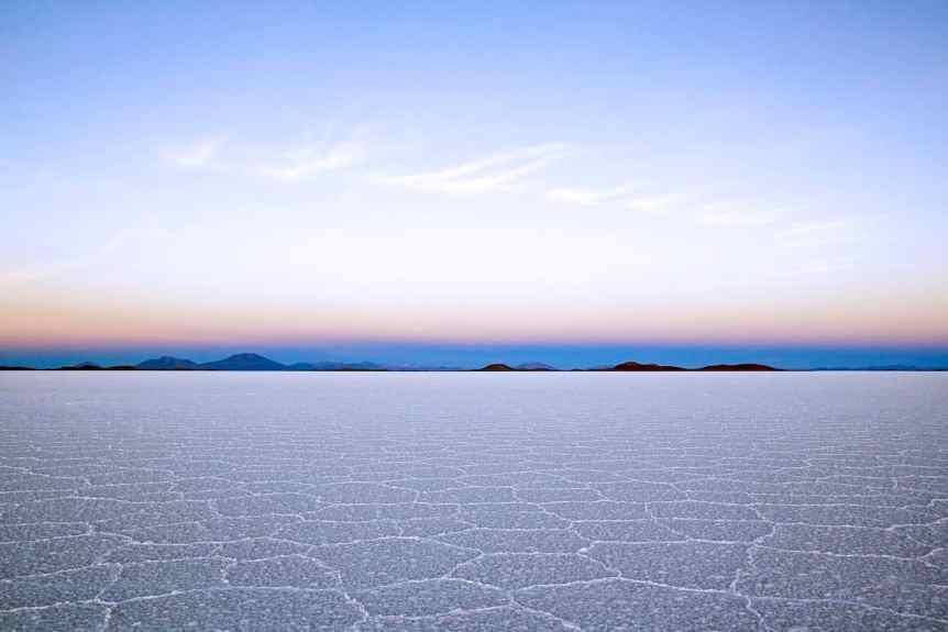 Stargazing near Salt Lake City - Bonneville Salt Flats - Dimitry B. via Flickr