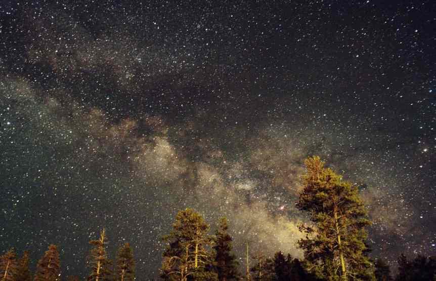 Stargazing near Salt Lake City - Mike Durkin via Flickr