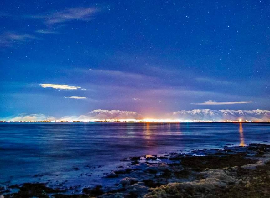 Stargazing near Salt Lake City - r. nial bradshaw via Flickr