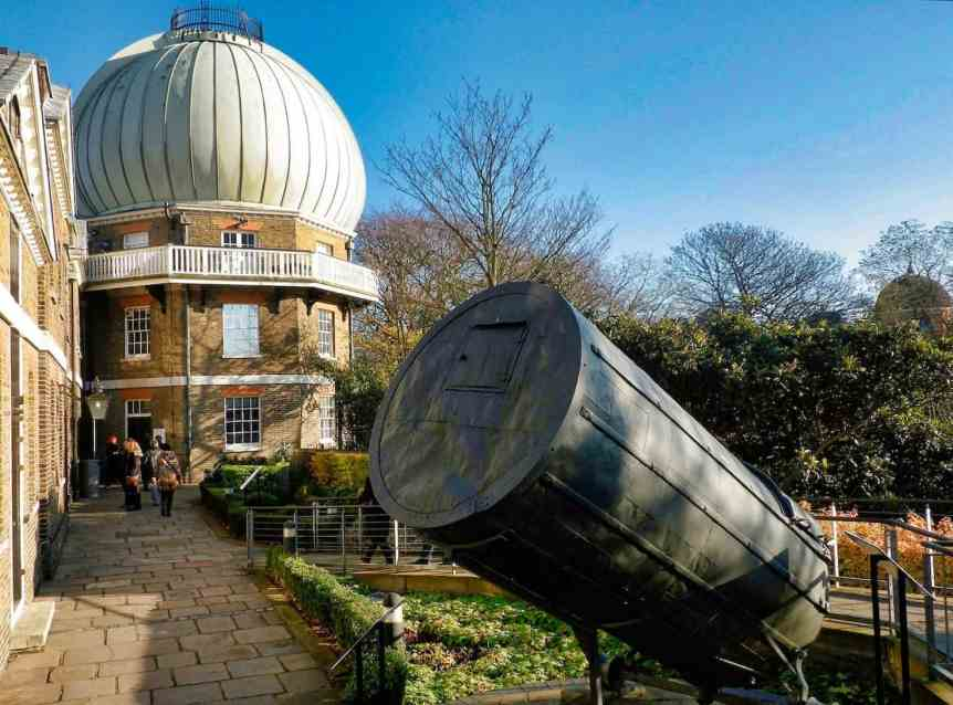 Royal Observatory Greenwich - Herschel Telescope - todd.vision via Flickr