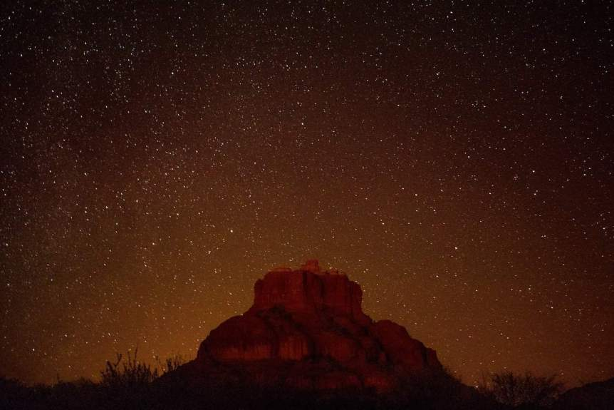 Stargazing in Sedona: When to Go