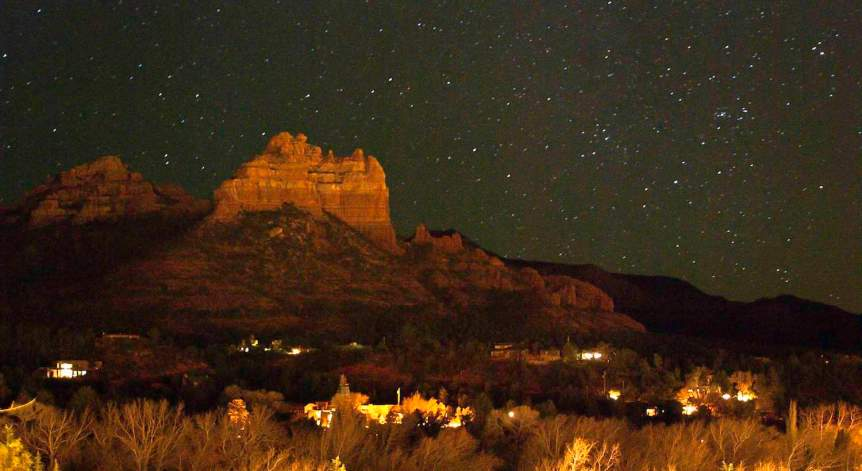 Stargazing in Sedona: Where to Go Stargazing