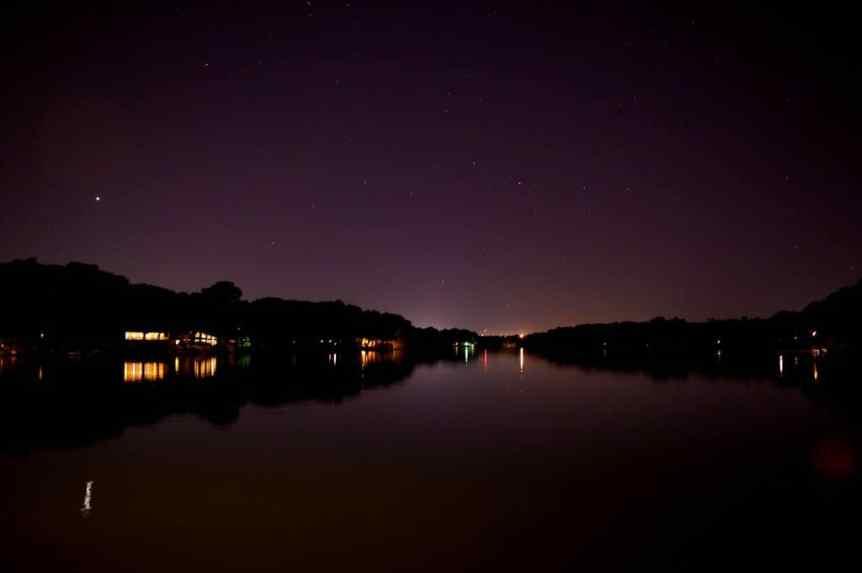 Stargazing near Dallas - Larry Johnson via Flickr