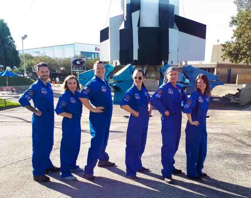Space Camp - Crew 2