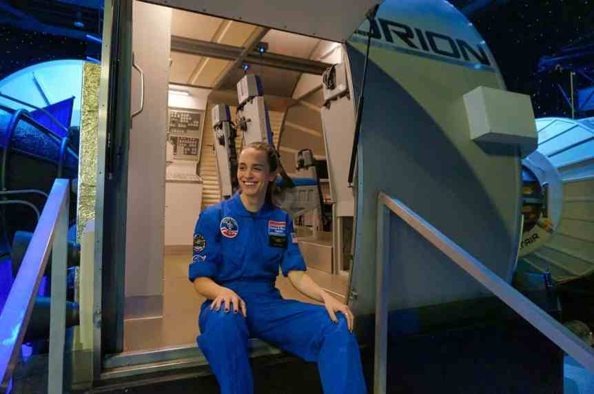 Space Camp - Orion Sim