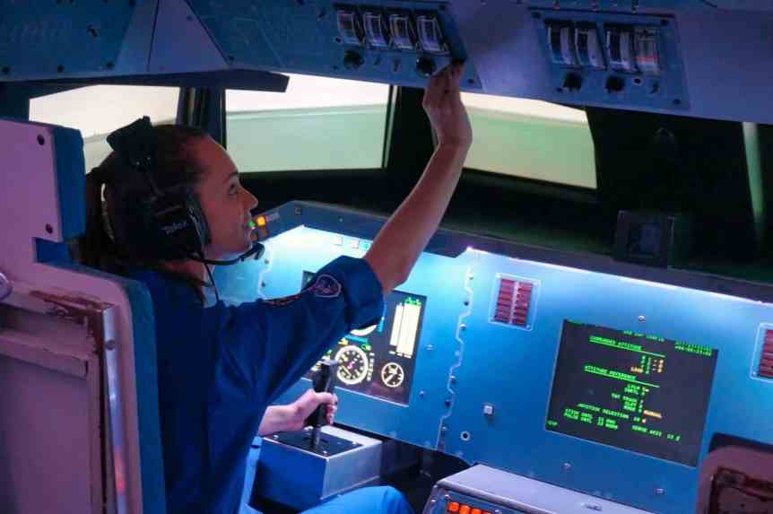 Space Camp - Shuttle Sim