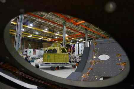 Michoud Assembly Facility - Orion